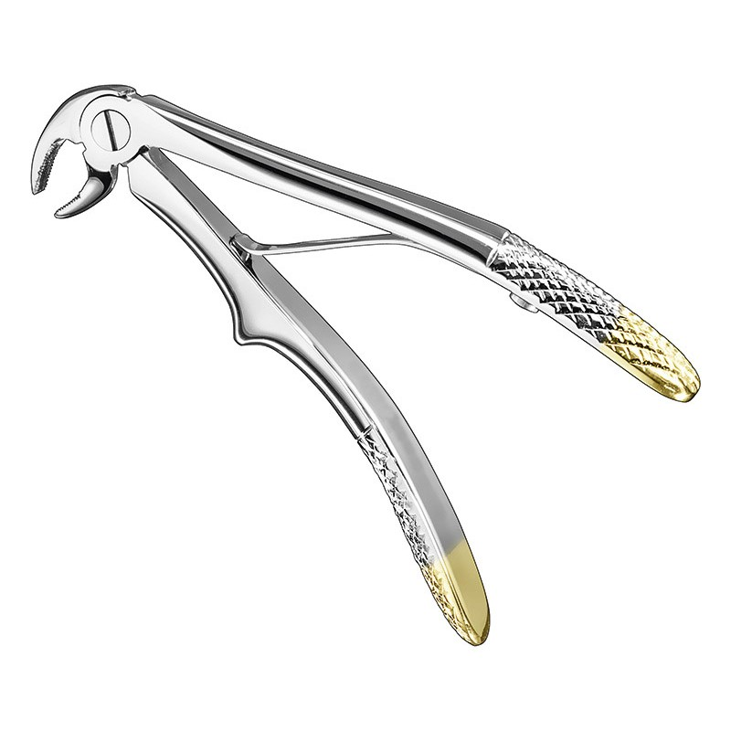 High Quality Stainless Steel Extracting Forceps